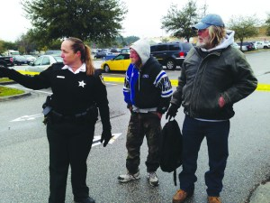 Homeless Vets_HCSO Deputy Stephanie Krager
