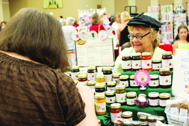 Christmas In July Bazaar In Lithia Hosted By Grace United Methodist Church - Osprey Observer