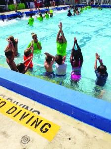 SPORTSBSAC Swim Lesson