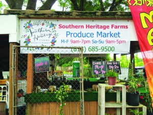 PRODUCE_southern heritage