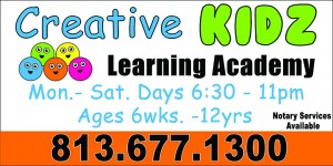 BC_Creative Kidz Learning Academy Magnets