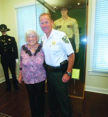 FRONT_HCSO History Center David Gee Dorothy Wilder