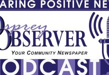 Osprey Observer Podcasts