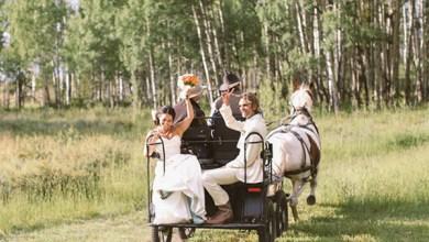 Photo of أغرب 10 وسائل للوصول إلى حفل الزفاف