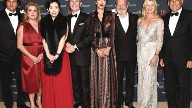 Photo of LeCoultre تحتفل بالسنة العاشرة لها راعيًا رئيسيًّا لمهرجان فينيسيا السينمائي الدولي