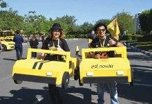 Photo of «قُدْ بلطف».. أطول مسيرة للسيارات الصفراء