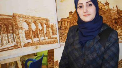 Photo of فاطيما الغول.. فنانــــة تطـــوف بالمدن عبر الرسم بالحناء