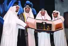 Photo of برعاية سمو الشيخ جابر المبارك ليلة الوفاء والتكريم في ملتقى فؤاد الشطي