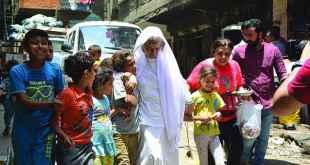 الأم تريزا المصرية الأمل أجمل ما في الوجود
