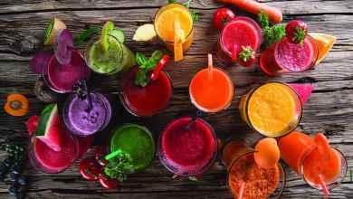 Photo of بالخضراوات والفاكهة غذاؤك يعتني ببشرتك  في الحرارة والرطوبة