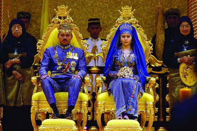 أعراس ملكية.. لن ينساها التاريخ