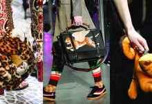 Photo of الفرو، المسامير، السلاسل المعدنية أبرز ما يميز حقيبتك الشتوية