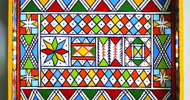فن «القـط العـسـيـري» السعودي في التراث العالمي