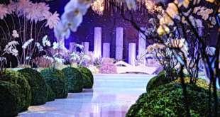 لمسات مميزة من فريق «EVENTIQUE» لتجهيز الأعراس