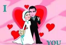 Photo of ليلـة العـمـر.. بالكاريكاتير.. أحدث موضة بين العرائس