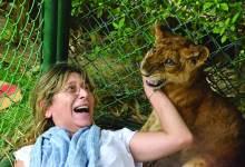 Photo of دينا ذوالفقار لـ «أسرتي»: تربطني بالحيوانات علاقة عشق ولغة حوار