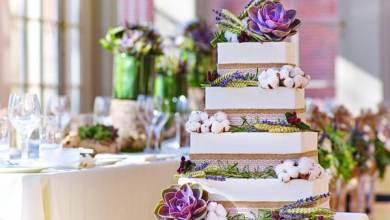 Photo of أحدث صيحات كعكة الزفاف في دبي لعام 2019