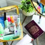 حقيبة سفرك.. راحة بال بالترتيب والنظام