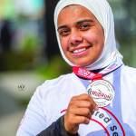 مدربة الزومبا فاطمة حسين: الزومبا رياضة.. وليست مجرد رقصة!