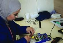 Photo of جنان الشهاب تحلم بتصدير الخلايا الكهرومغناطيسية للعالم