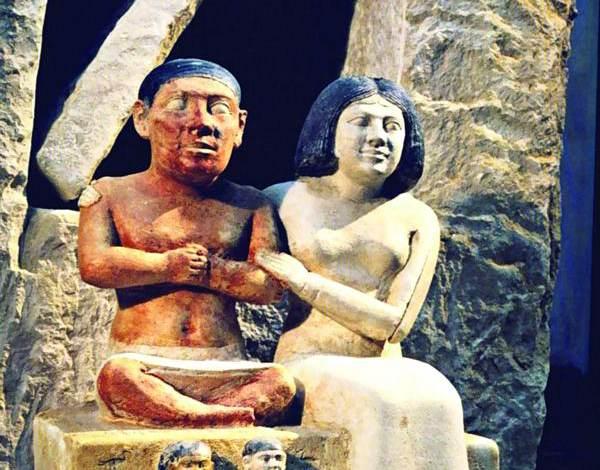 قصة حب فرعونية.. القزم «سنب» والجميلة «سنت»