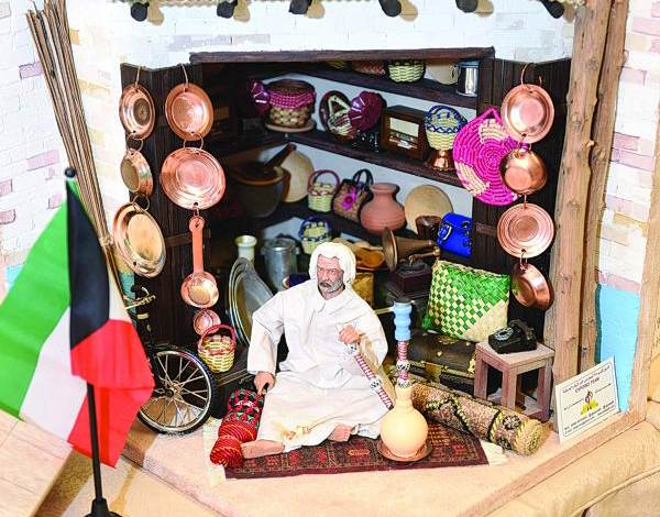 معرض «إكسبو 965» عرض حي للحرف اليدويـة والتراث الكويتـي