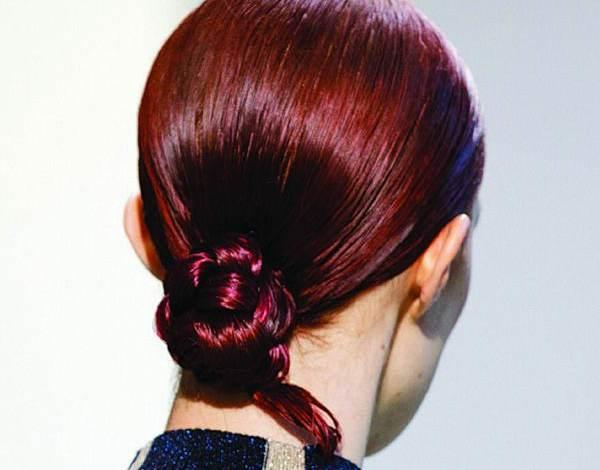 Photo of شعرك هذا الموسم سلة من الألوان الجريئة!