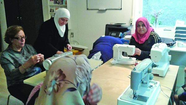 اللاجئة السورية في هولندا.. تكسـب حـرب تحقيـق الـذات