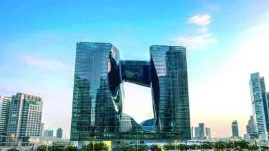 Photo of الإبداع الأخير للمعمارية زها حديد فندق مي دبي.. تحفة معمارية خارج كل المألوف