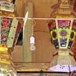 صانع فوانيس الغلابة في درب البرابرة أحمد السني: الفوانيس تحمل أسماء الزعماء والفنانين