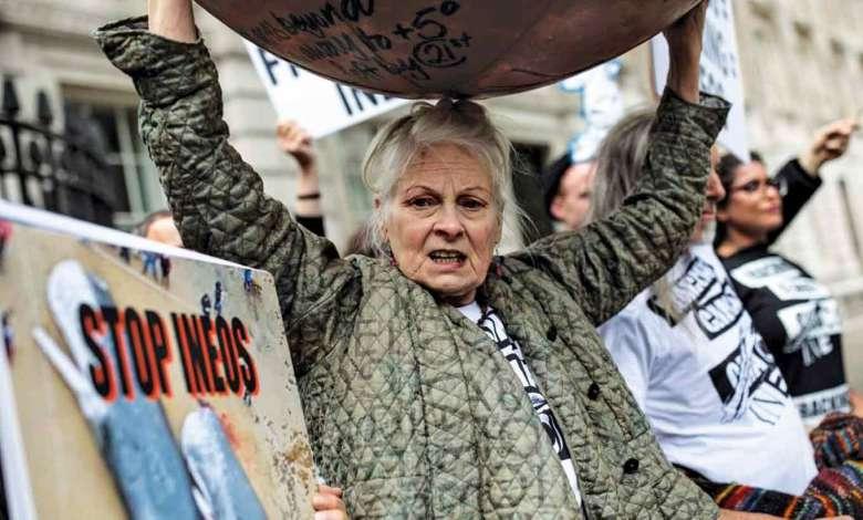 جنونها جعلها أعظم مصممي بريطانيا Vivienne Westwood