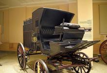 Photo of متحف المركبات الملكية..  التاريخ الذهبي تحكيه العربات