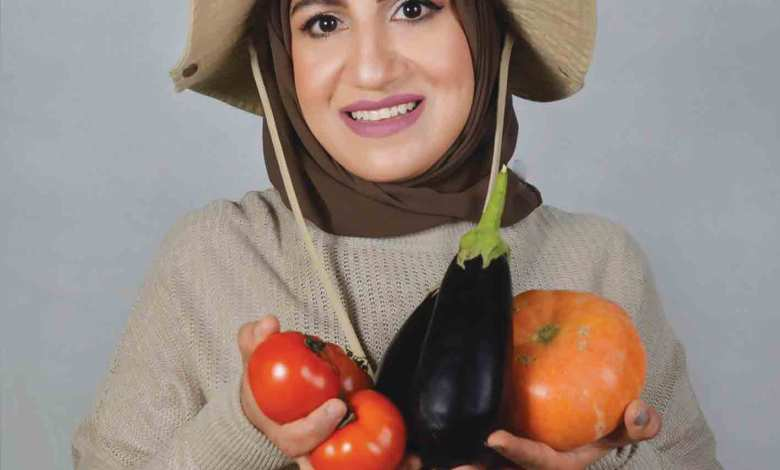 Photo of منال بوجيري: . «Smart Boxes».  الخبيرة الزراعية الحاصلة على جائزة الأميرة سبيكة لتشجعنا عى حب الزراعة