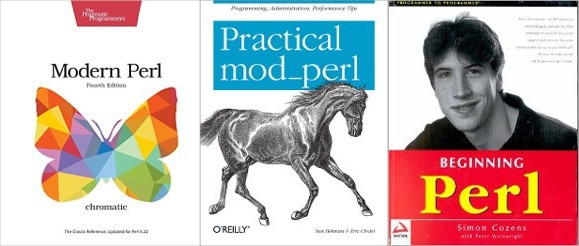 Open Source Perl Books