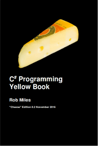 C# Programming Yellow Book