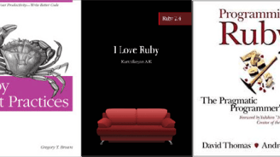 Ruby Books