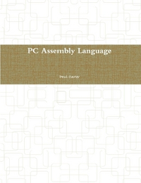 PC Assembly Language