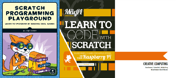Open Source Scratch Books