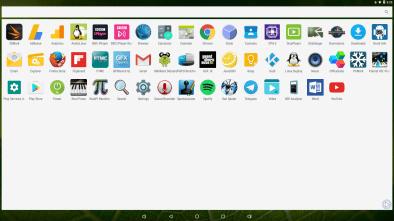 Android 160 DPI