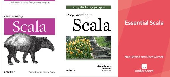 Open Source Scala Books