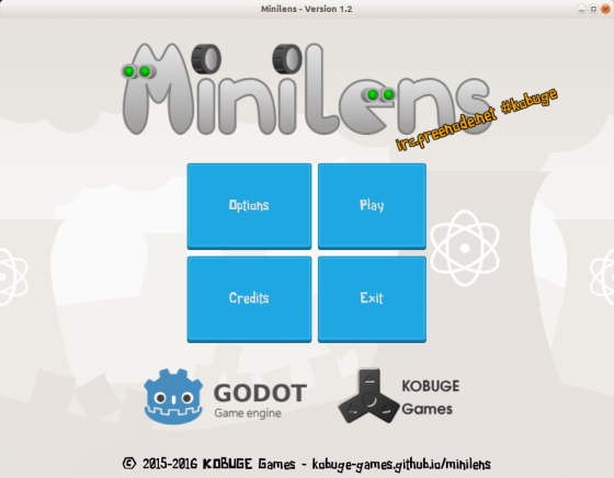 Minilens Introduction Page