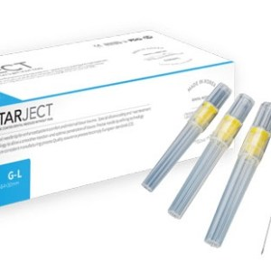 starject anesthesia needles ultra sharpness with premium comfort