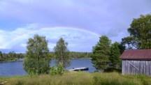 Panorama della Lapponia finlandese, foto G. Nitti