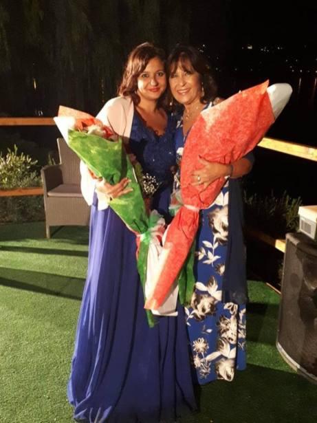 Chiara Rai e Maria Teresa Tagliente