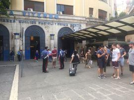 TRIONFALE - Controlli antidegrado dei Carabinieri nel quartiere Flaminio (2)