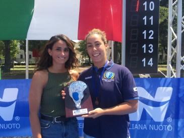 Francesca Colletta Miglior Marcatore con 20 reti
