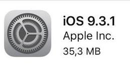 Apple Ios 9.3.1 copia