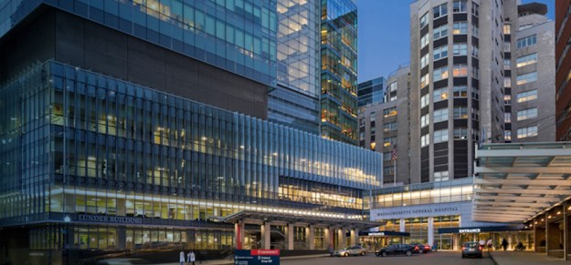 Il Massachusetts General Hospital di Boston