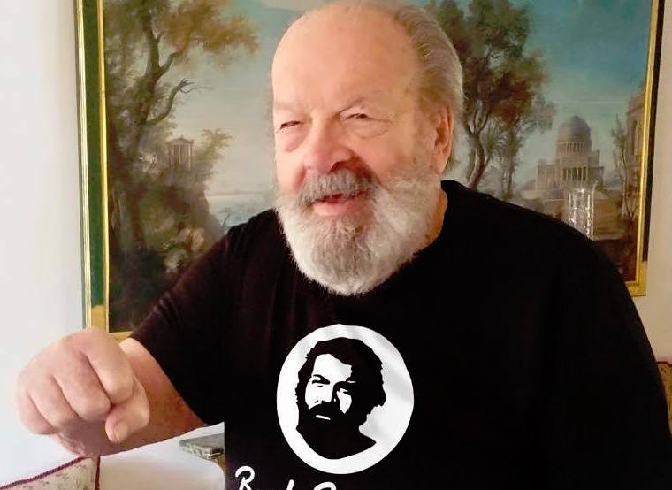 Carlo Pedersoli, in arte Bud Spencer