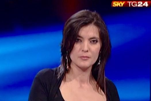 La giornalista Letizia Leviti